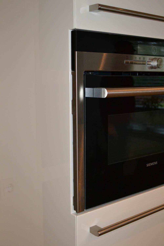 Keuken, Hoogglans wit met Keramiek blad - PDI Interieurbouw
