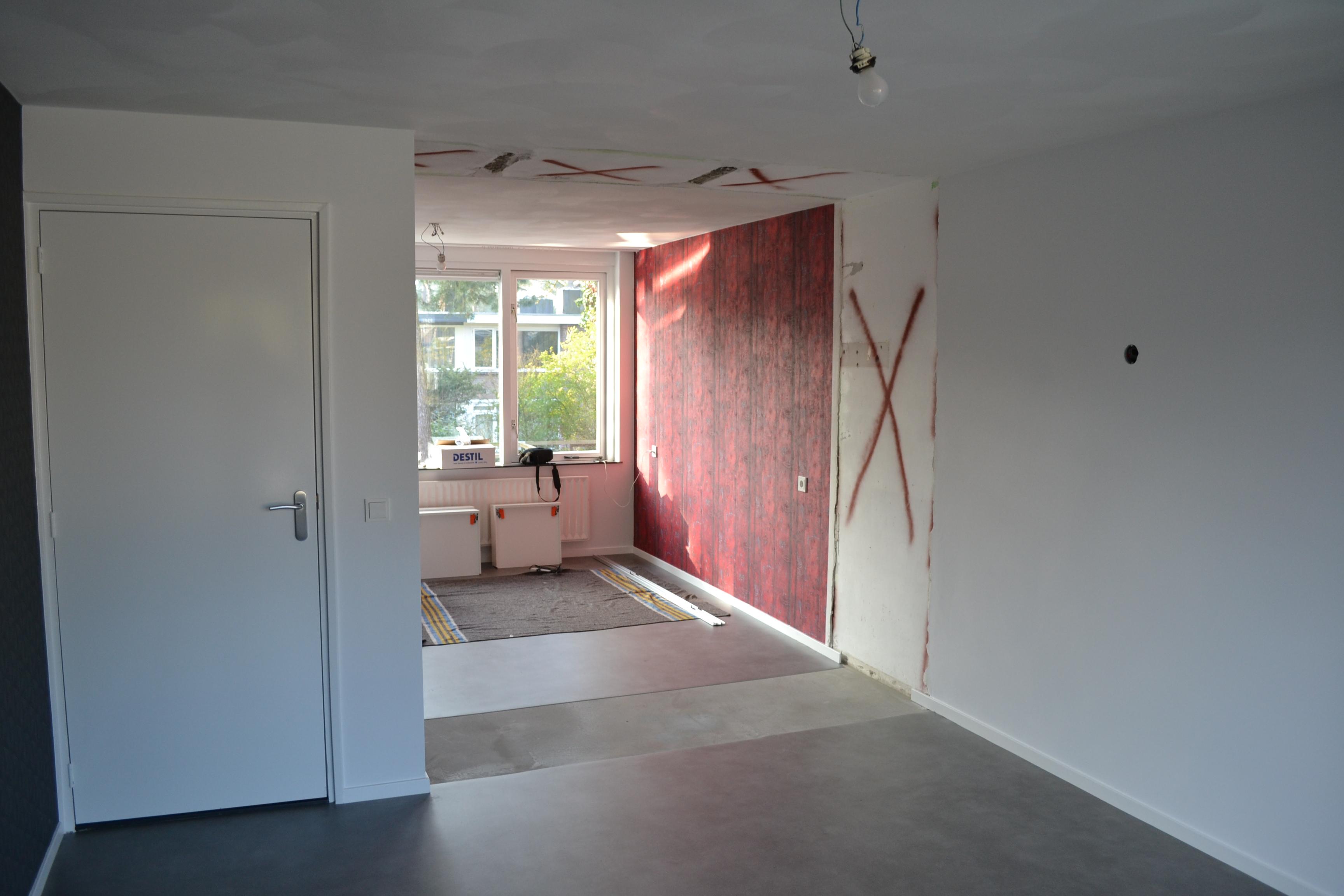 Dubbele inbouw kledingkast pdi interieurbouw - Kledingkast en dressoir ...