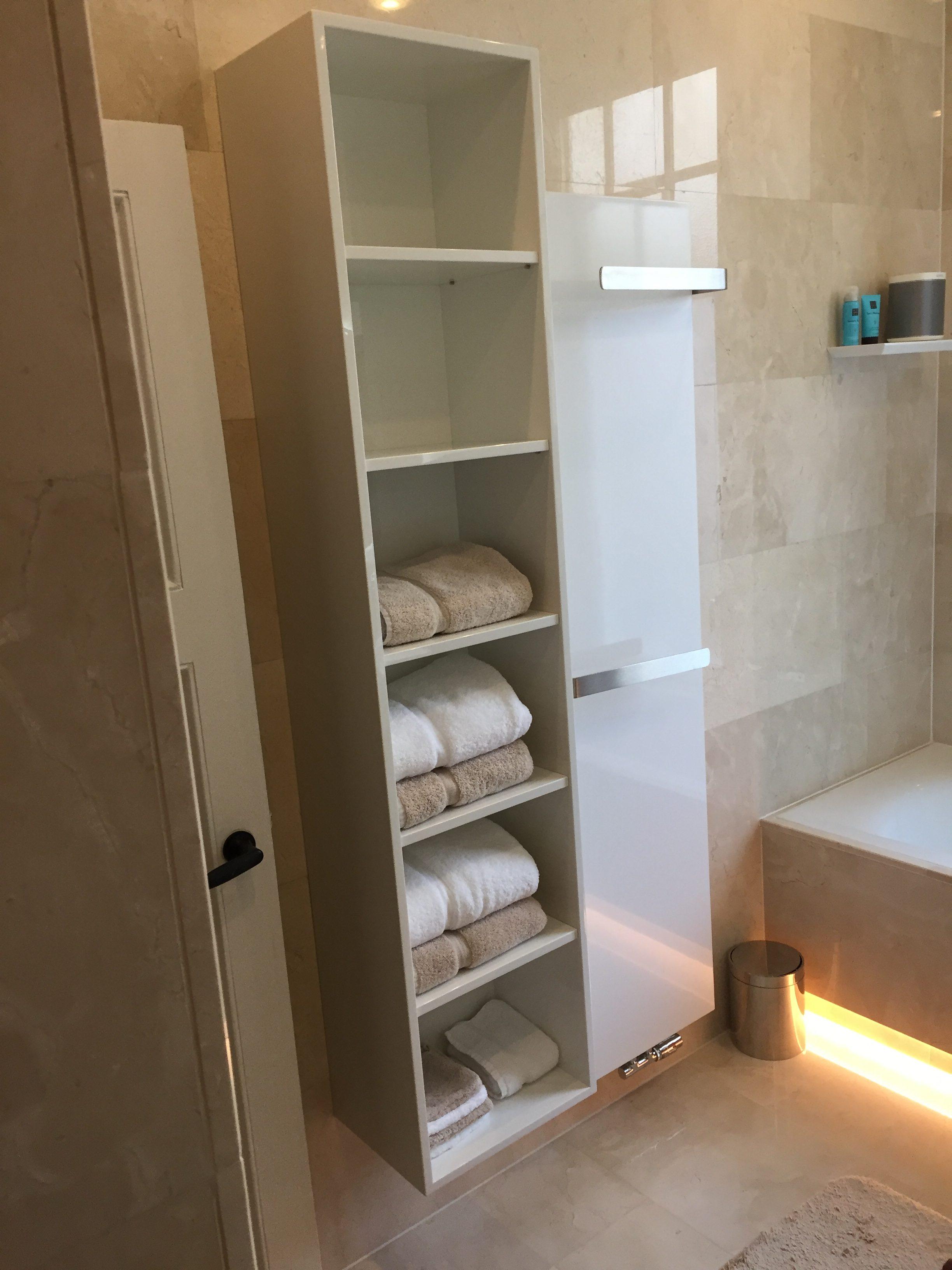 hoogglans badkamermeubels pdi interieurbouw